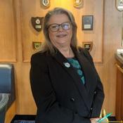 Finance Manager - Mrs. Penny Burningham