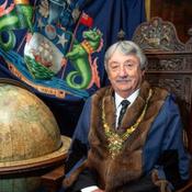 The Master - Captain D. Chadburn MSc