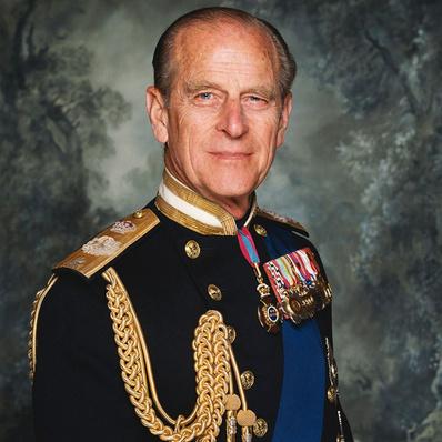 HRH Phillip, The Duke of Edinburgh