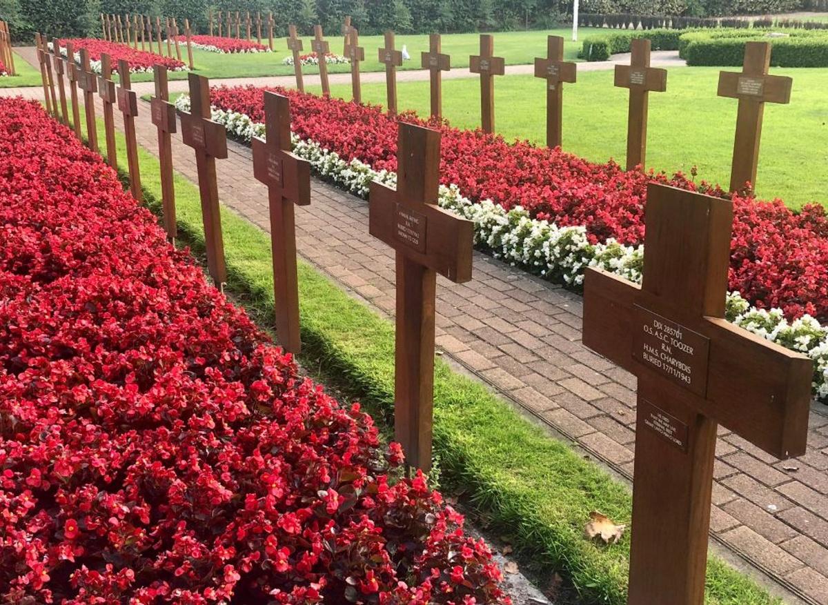 Howard Davis Memorial Park, Jersey