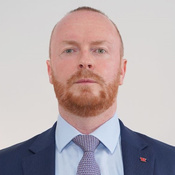 Chairman of P&T Committee - Captain Chris McDade CMMar
